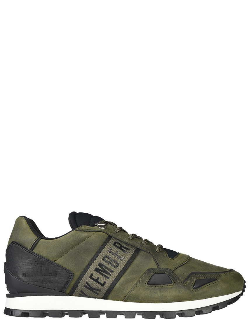 Мужские кроссовки Bikkembergs 109165_green