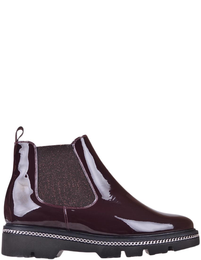 Женские ботинки Pertini 12516-L-vino_burgundy