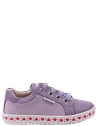 Детские кеды для девочек MOSCHINO 25455-lilac