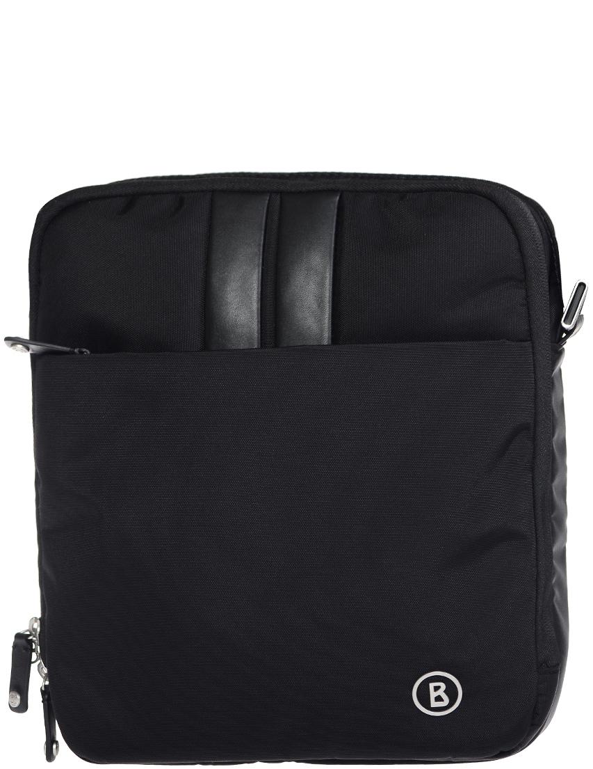 Купить Мужские сумки, Сумка, BOGNER, Черный, Весна-Лето