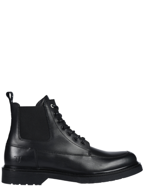 мужские черные Ботинки Trussardi AGR-77A002069Y099999-K299 - фото-2