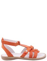 Детские босоножки для девочек NATURINO 2044-orange
