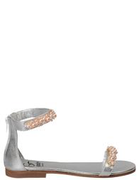 Детские сандалии для девочек GALLUCCI 905argento_silver