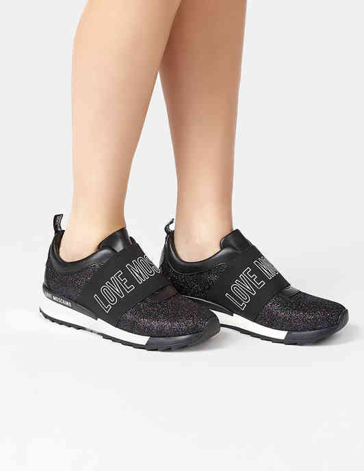 LOVE MOSCHINO кроссовки