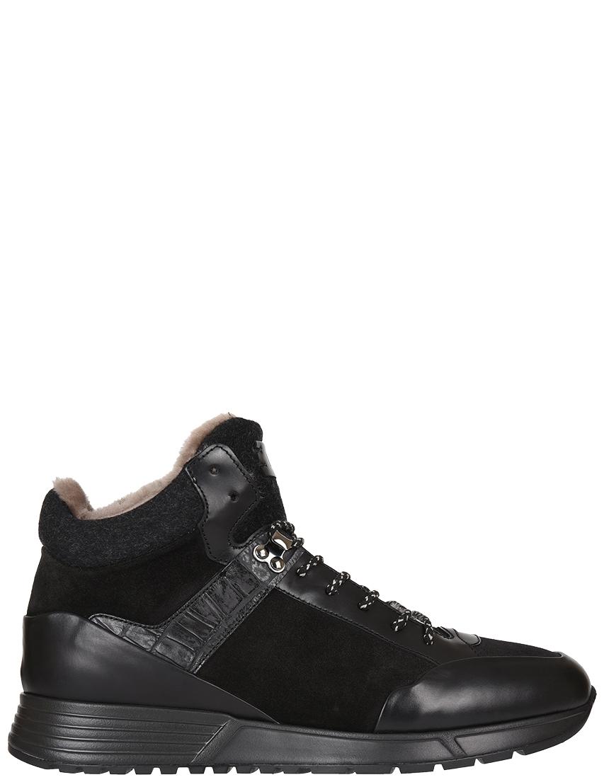 Мужские кроссовки Fabi AGR-8749-М-К-З_black