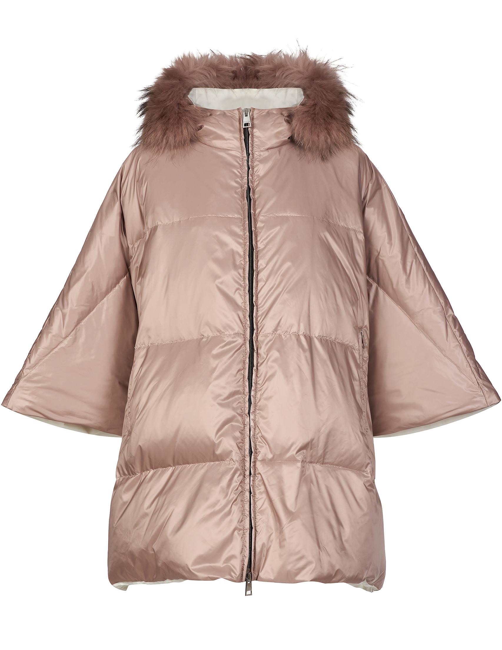 Купить Куртки, Куртка, GALLOTTI, Бежевый, 100%Полиамид;100%Полиэстер, Осень-Зима