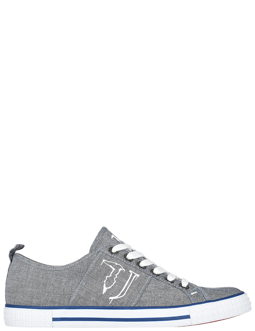 Мужские кеды Trussardi Jeans 00062-U290_gray