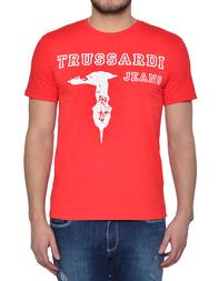 Футболка TRUSSARDI JEANS AGR-52T5253-35
