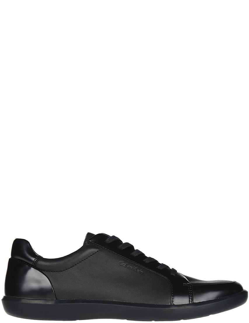 Мужские кроссовки Calvin Klein F0913_black