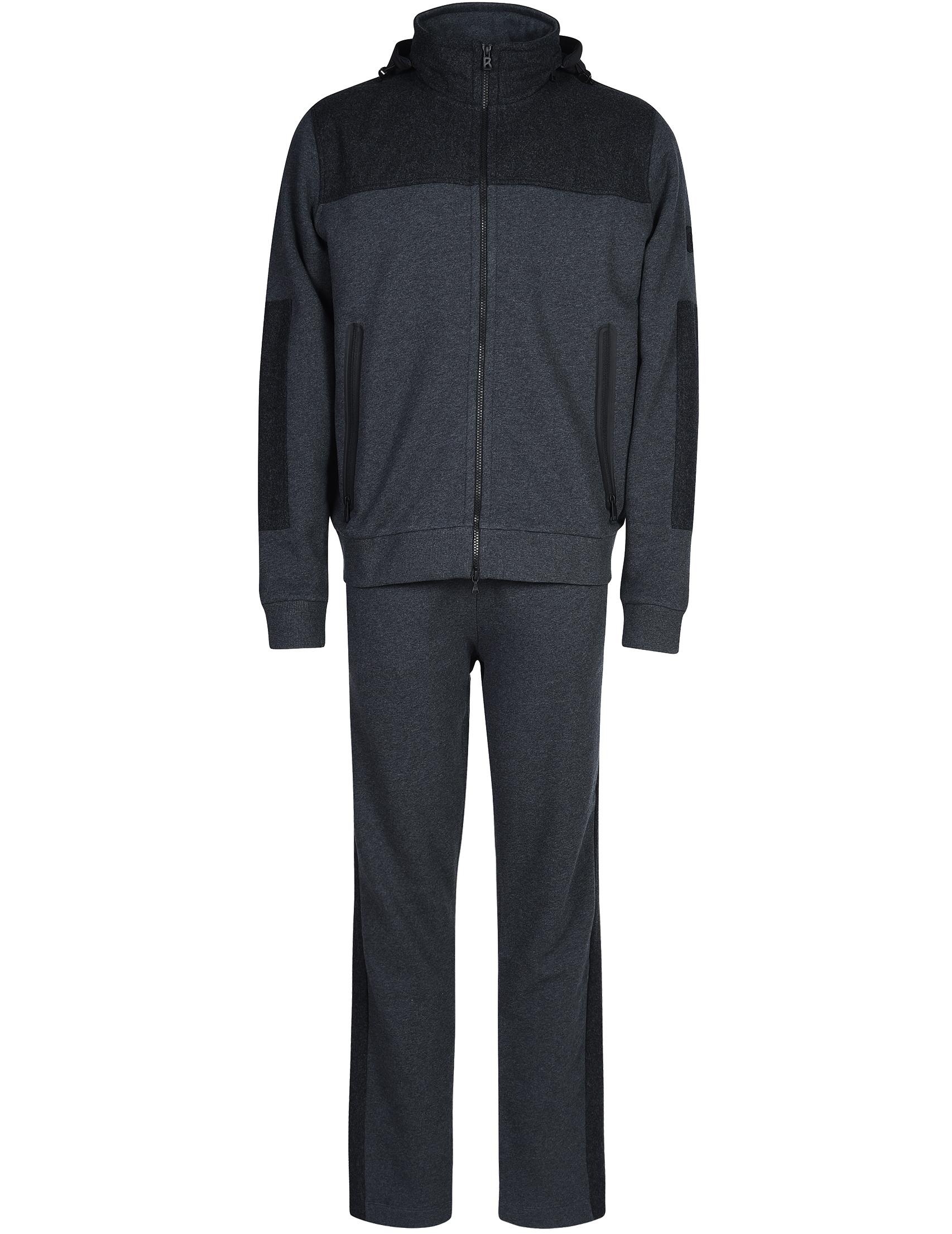 Купить Спортивный костюм, BOGNER, Серый, 100%Хлопок;100%Шерсть;100%Полиамид;100%Полиэстер, Осень-Зима