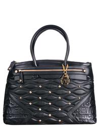 Женская сумка VERSACE JEANS В6_black
