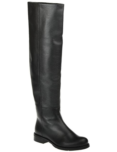 женские черные Ботфорты Loriblu AGR-9I2K23012T - фото-2