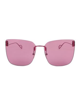 BALENCIAGA очки бабочки