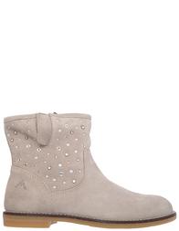 Детские ботинки для девочек Andrea Morelli A53102sasso_gray