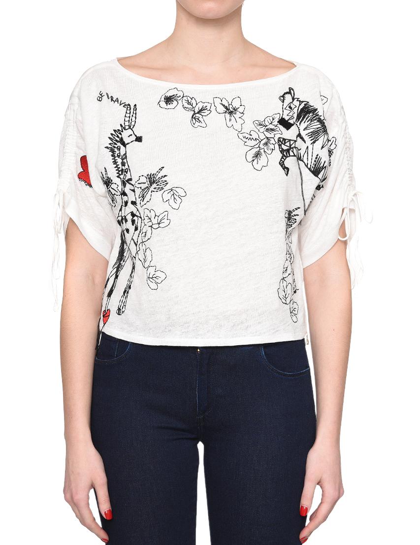 Блуза PATRIZIA PEPE 2J2137A3FX-F2AA