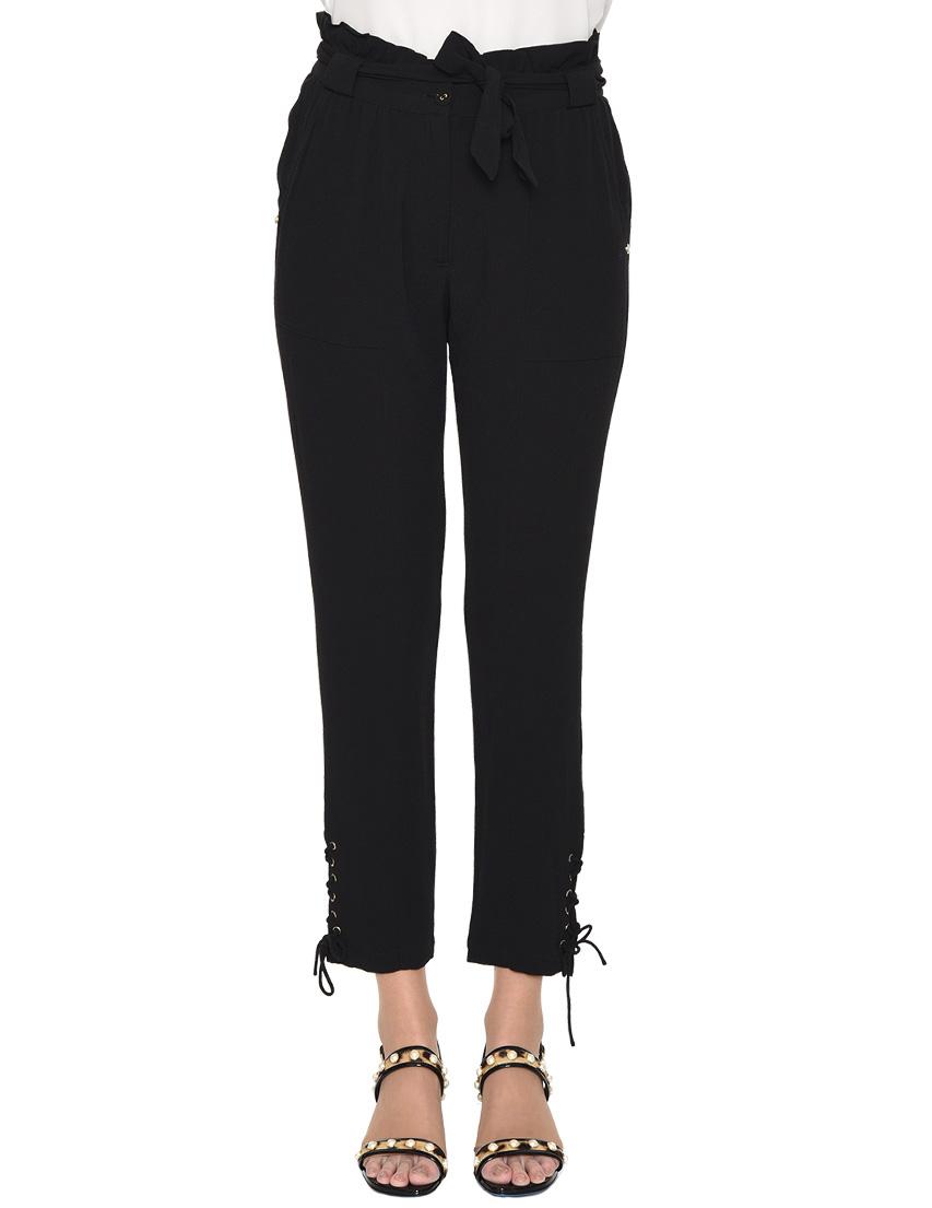 Женские брюки PATRIZIA PEPE 2J2064-A3EA-K103_black
