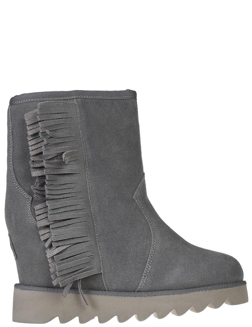 Купить Ботинки, COLORS OF CALIFORNIA, Серый, Осень-Зима