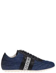 Мужские кроссовки BIKKEMBERGS 108379_blue