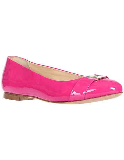 женские розовые Балетки Griff Italia 822_pink - фото-2