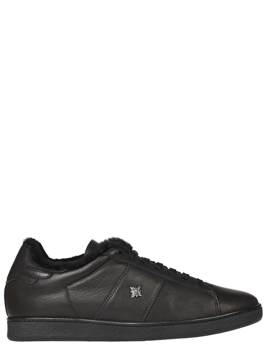 Мужские кроссовки John Richmond 5810-МК_black