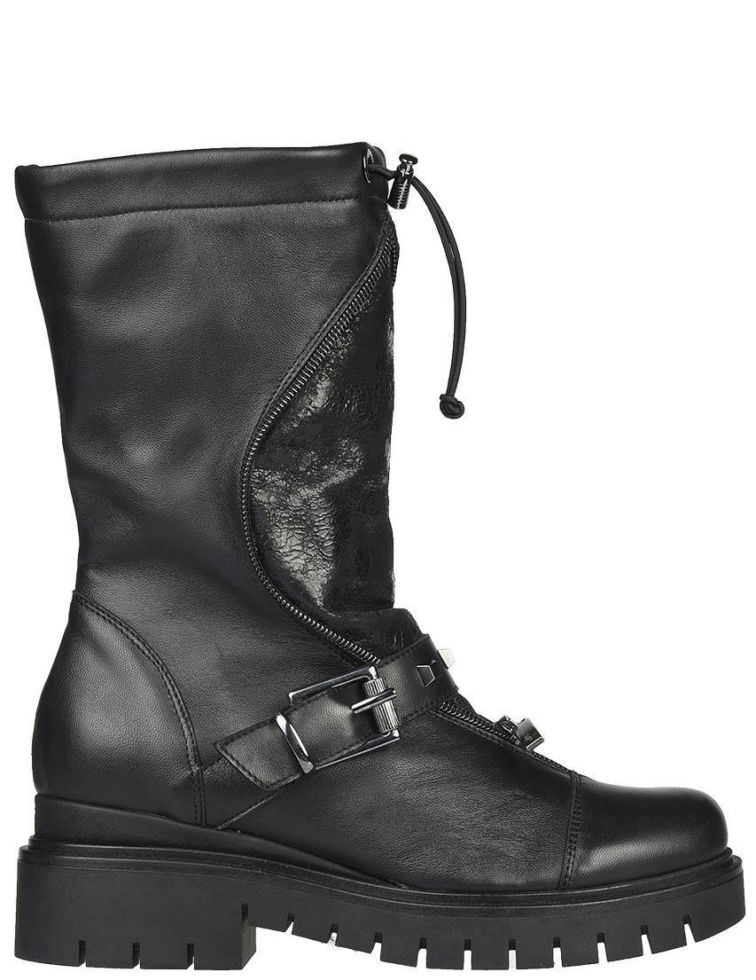 Женские ботинки LEstrosa 834_black