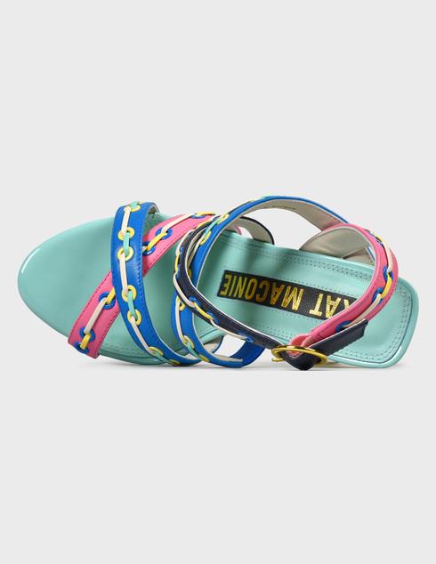 многоцветные женские Босоножки Kat Maconie TORO 5740 грн