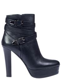 Женские ботинки ALBANO 3133_black