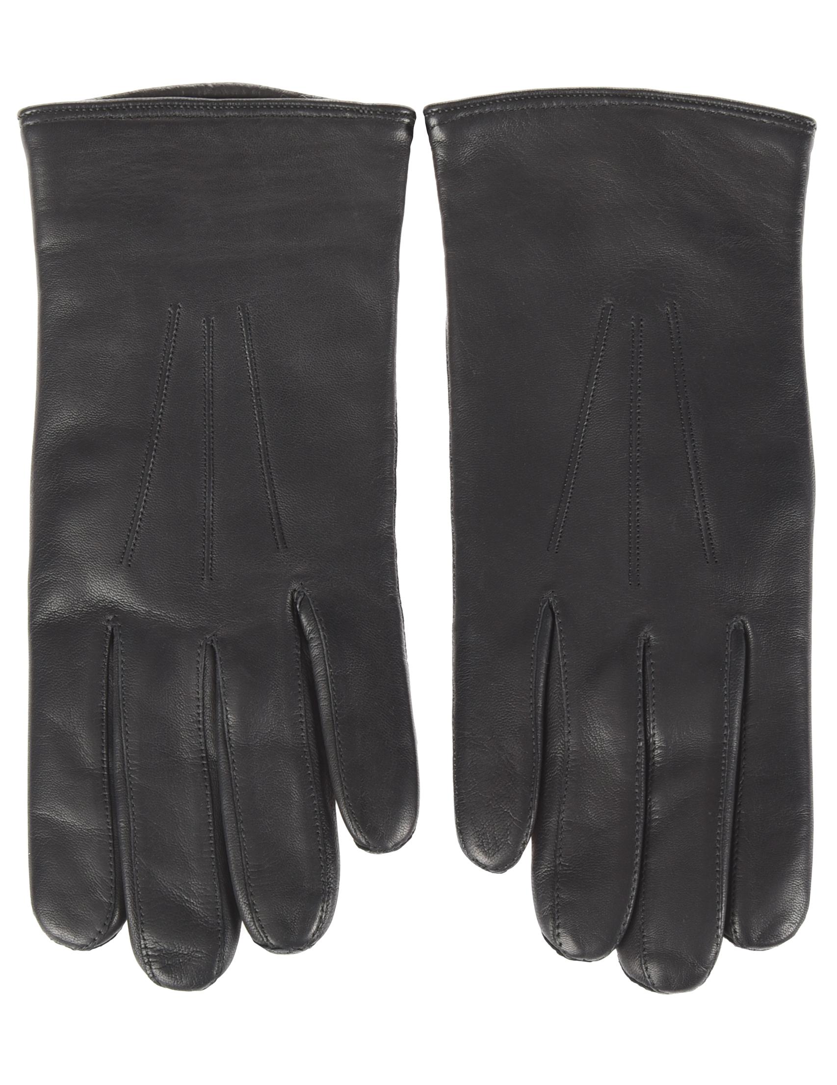 Мужские перчатки PAROLA 61002-К_black