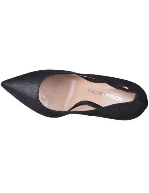 черные Туфли Norma J.Baker 9512-ALBA размер - 39