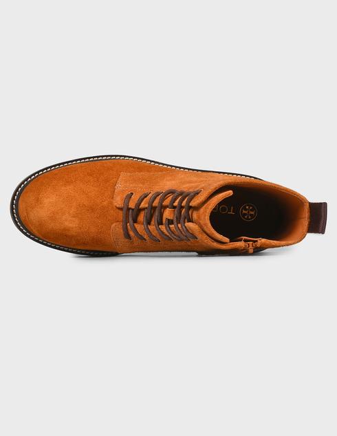 коричневые женские Ботинки Tory Burch 75437-RHUM 13328 грн