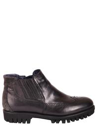 Мужские ботинки BAGATTO 2482-black