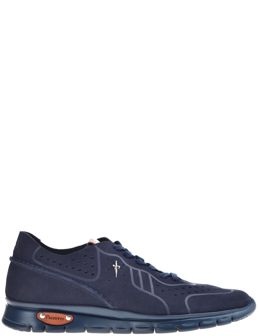 Мужские кроссовки Cesare Paciotti WV2F_blue