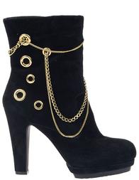 Женские ботинки LOVE MOSCHINO 2403_black