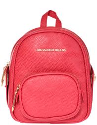 Женская сумка Trussardi Jeans 7536_red