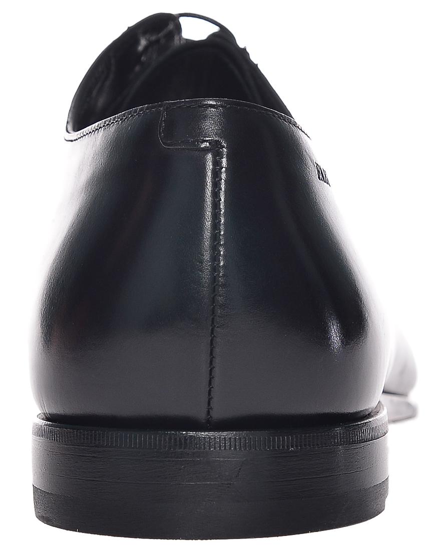 Фото 2 - Дерби черного цвета