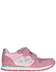 Детские кроссовки для девочек Naturino Bomba-rosa_pink