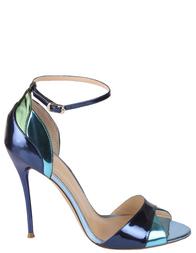 Женские босоножки BALLIN 321091-blue