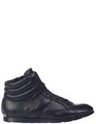 Мужские ботинки JOHN RICHMOND 4864_black