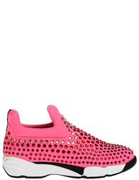 Женские кроссовки PINKO O23_pink
