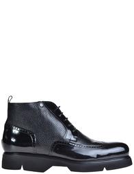Мужские ботинки MARIO BRUNI 19215_black