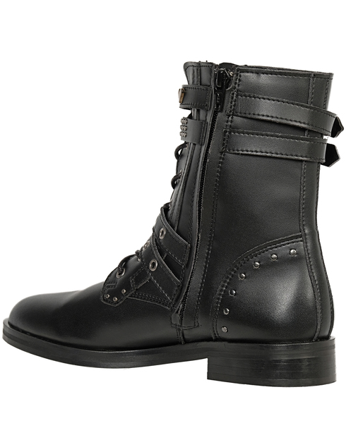 женские черные Ботинки Trussardi AGR-79A002799Y099999-K299 - фото-2
