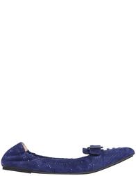Женские балетки Giorgio Fabiani G2579_blue