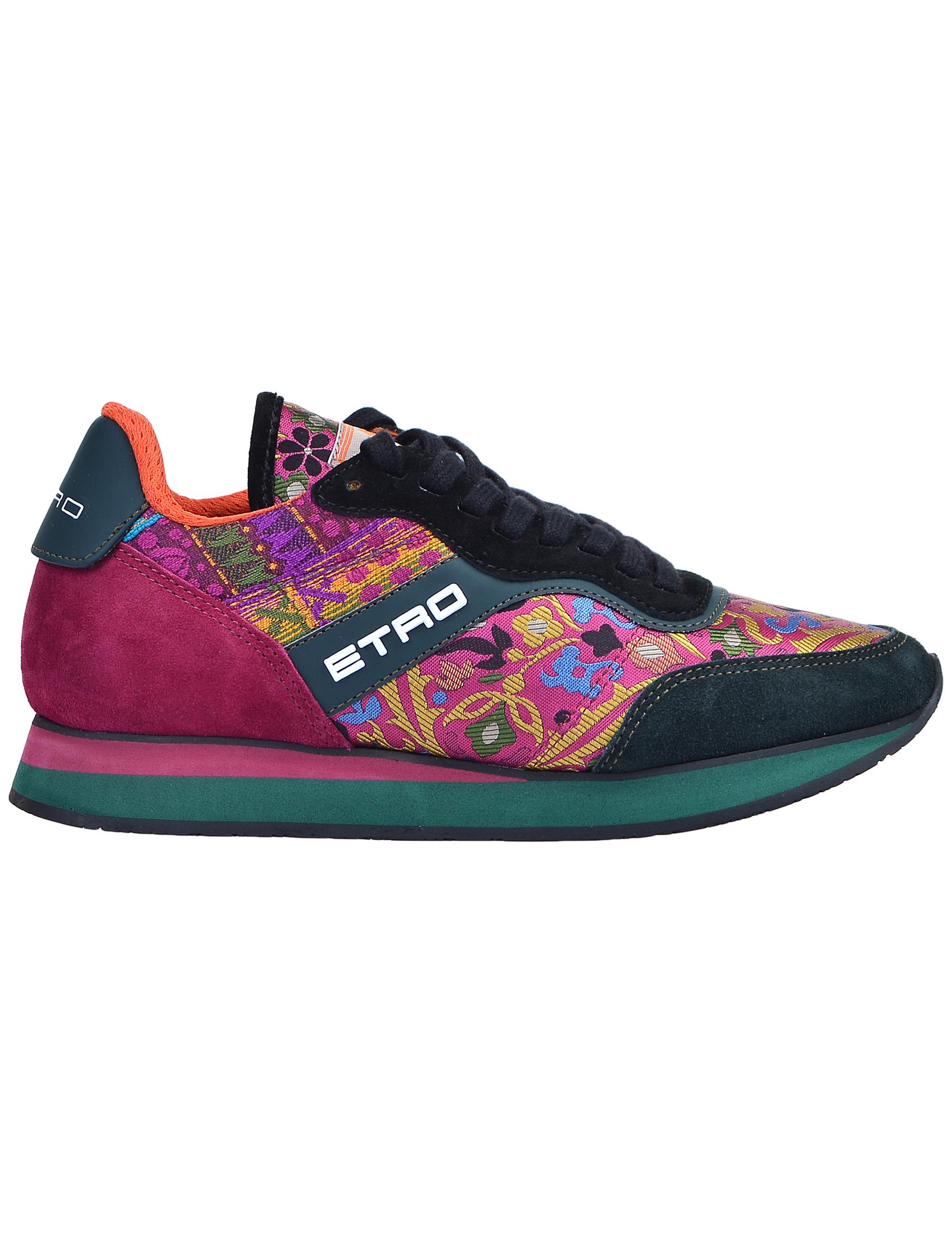 Фото 3 - женские кроссовки  цвет многоцветный