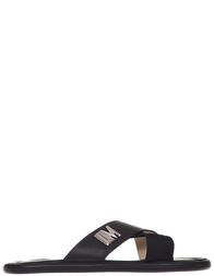 Мужские шлепанцы Love Moschino AGR-75098_black
