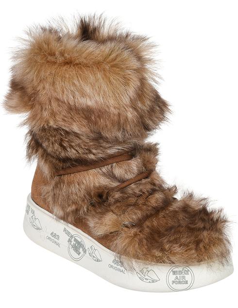 коричневые Ботинки Premiata AGR-DESIREE_4320