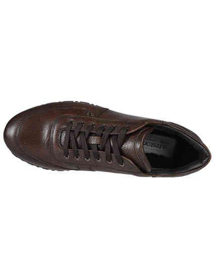 коричневые Кроссовки A.Testoni 70443-94585_brown размер -