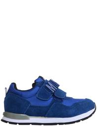 Детские кроссовки для мальчиков Moschino 25960-azzuro-blue