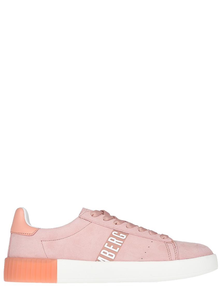 Женские кеды Bikkembergs 102008_pink
