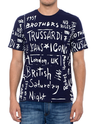 Мужская футболка TRUSSARDI JEANS 52T51-48