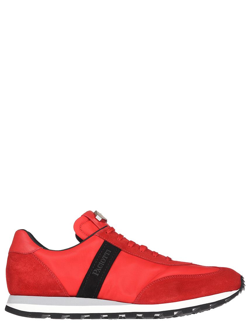 Мужские кроссовки Cesare Paciotti 53872_red